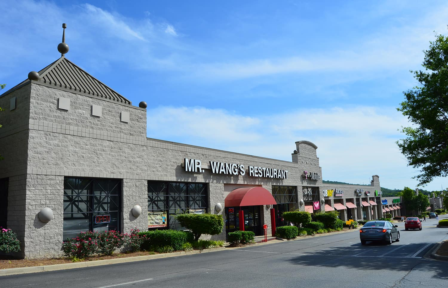 Wildwood Centre South shopping center sells for $12M