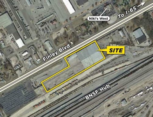 Finley Boulevard Site Sells for Nearly $2M