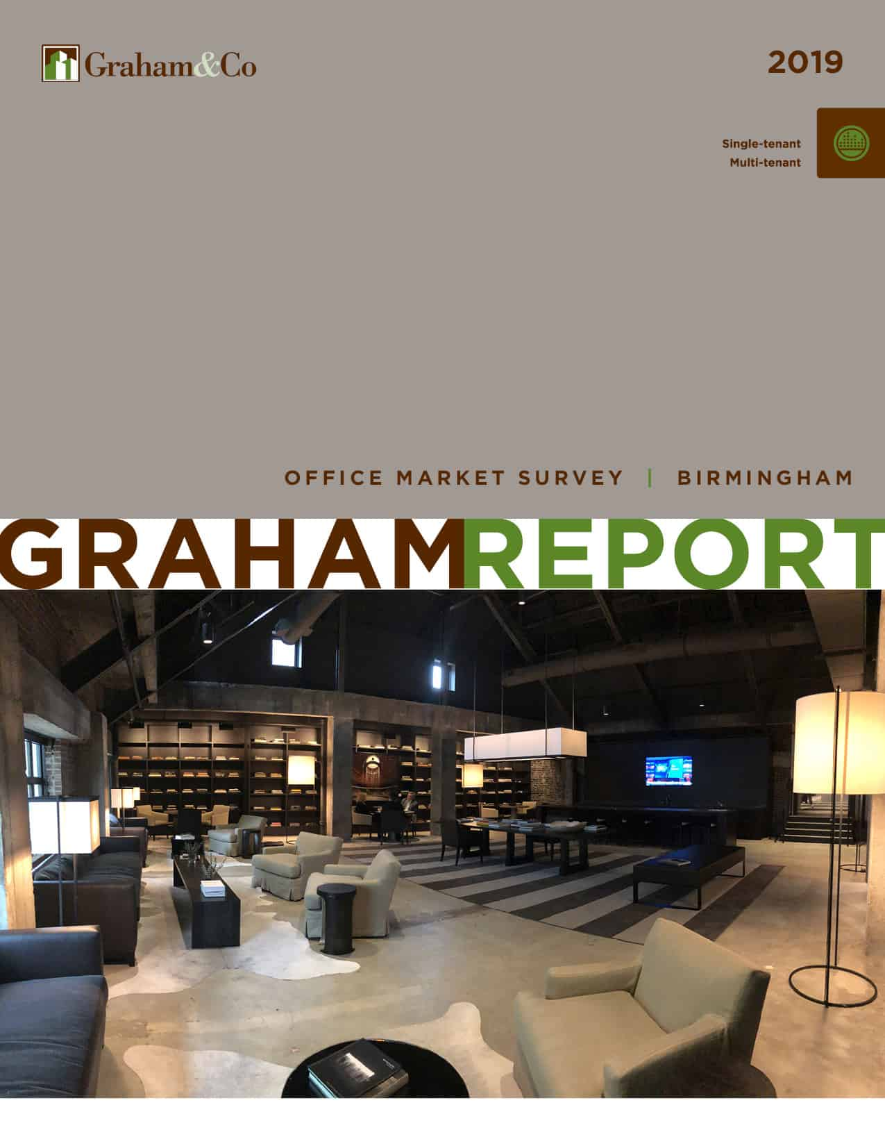 Graham Office Market Survey Cover