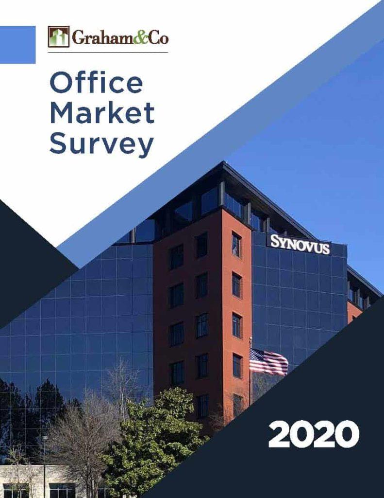 2020 graham office market survey cover