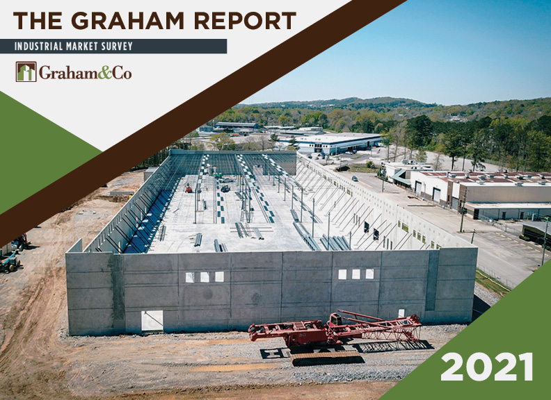 2021 Graham Report Cover
